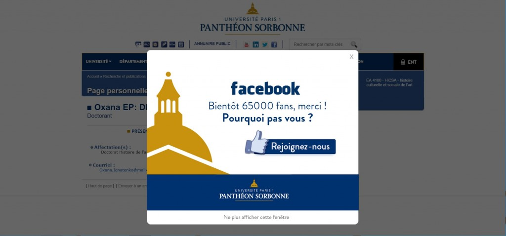 pub facebook paris 1